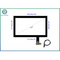 Buy cheap WideScreen 18.5 Inch Capacitive Multi Touch Screen from wholesalers