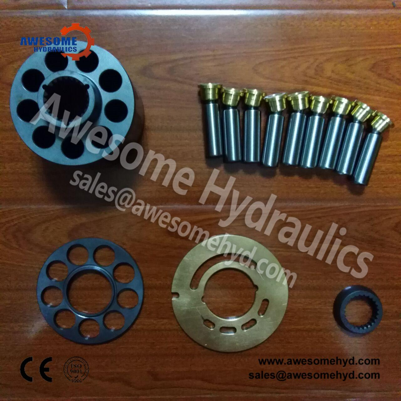Buy cheap Cast / Ductile Iron Sauer Danfoss Hydraulic Pump Parts Repair Kit LRR025 LRR030 LRR038 LRR045 product