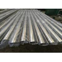 Buy cheap 3 Inch Sanitary Stainless Steel Pipe , Cold Rolling Polished Stainless Steel Tubing product