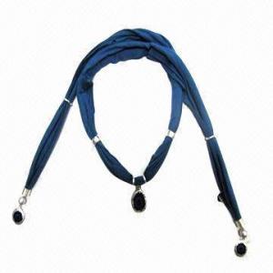 Buy cheap La bufanda popular con los accesorios, convenientes para las señoras, los diversos colores está disponible product