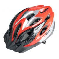 Buy cheap NEW Cycling Bicycle MERIDA Adult Mens Bike Helmet RED with Visor product