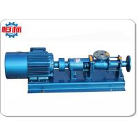 Buy cheap Waste Oil Recovery Rotary Screw Pump Progressive Cavity Screw Pump from wholesalers