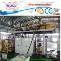 Buy cheap 55 Gallon Drum Poly Water Tank Plastic Extruder Machine Blowing Mold Making Machine product