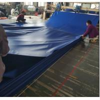 Buy cheap 18M *9M 1000gsm Glossy Matte Fire Retardant Tarpaulin For Awning And Truck Cover from wholesalers