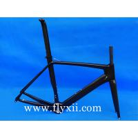 China FLX-FR-316 Full Carbon Cycling Road Bike Bicycle Frame fork seatpost clamp Size 50cm 52cm 54cm 56cm 58cm on sale