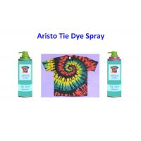 Custom Color  Fabric Tie Dye Spray  Fast Dry Spray Fabric Paint for Textile
