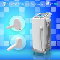 Buy cheap 150J / cm2 10.4 Inch Diode Laser Hair Removal Machine With Big Spot Size product