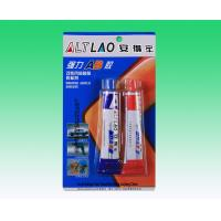 Buy cheap Super Bonding Clear Epoxy Resin Glue AB Adhesive for Acrylic , Glass product