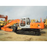 Buy cheap New Paint Second Hand Excavators , Japan Hitachi Ex200 5 Excavator For Sale from wholesalers