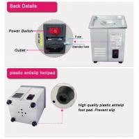 Buy cheap 2L Digital Heated Ultrasonic Cleaner Dental UseFor Denture Surgical Instruments product