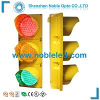 China 200mm solar toy traffic light on sale