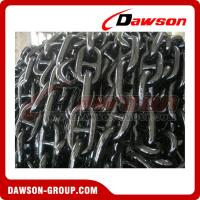 Buy cheap 50mm U3 Stud Link Anchor Chain for Ship Building product