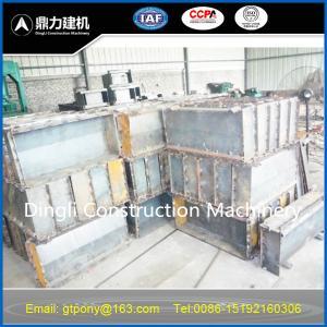 Buy cheap concrete road barrier mould product