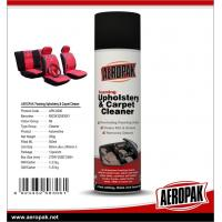 Buy cheap All purpose foaming cleaner Interior & carpet spray foam cleaner product