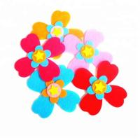 Buy cheap Card Making Flower Die Cut Felt Party Wedding Wall Decoration Eco Friendly product