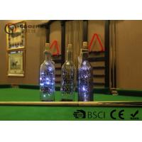 Buy cheap Fashionable Wine Bottle Led Lights , Wine Bottle Lights Battery Operated product