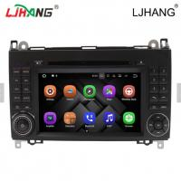 Buy cheap 1024*600 Map Solution Mercedes Benz DVD Player 240 Dpi With Media Card product
