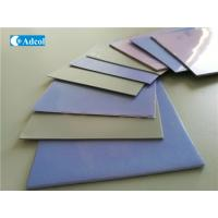 Buy cheap Soft Thermal Sheet Thermally Conductive Pad Gap Filler For Led Lights product