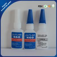 Buy cheap Custom Instant High Temp Cyanoacrylate Glue , Low Odor / Low Blooming product