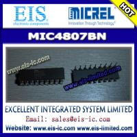 Buy cheap MIC4807BN - MICREL - 80V 8-Channel Addressable Low-Side Driver - Email: sales009@eis-ic.co product