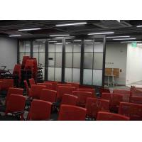 Buy cheap Mobile Frame  Glass Partition Wall For Shopping Mall Aluminum Frame Long Lifespan product