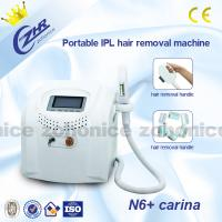 Buy cheap 640nm - 1200nm Ipl Beauty Machine Skin Care Wrinkle Removal For Home product