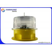 Buy cheap Mini Panel Aviation LED Obstruction Light Low Power Consumption 3W Long Life from wholesalers