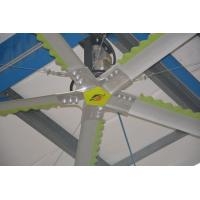 Full size large diameter HVLS ceiling fans , high volume low speed ceiling fans