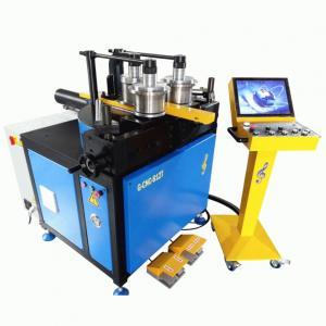 Buy cheap Máquina de dobra automática servo da dois-linha central do Único-modo de DW130-1-2CNC product