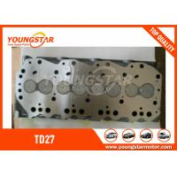 Buy cheap Engine cylinder head For Airman PDS175S air compressor  Nissan 2A-TD27 engine, s/n: TD27-864486 from wholesalers