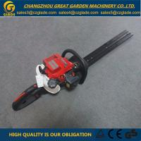Buy cheap TJ23V Double Blade Grass Hedge Trimmer Gasoline Engine Garden Tools For Tree Cutting product