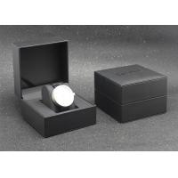 Buy cheap Custom Luxury Mens Watch Box Leather Watch Storage Case Environmentally Friendly product