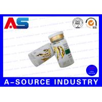 Buy cheap Adhesive Hot Roll Customized 30ml Vial Bottle Label Private Sticker from wholesalers