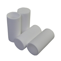 Buy cheap SGS ISO 120mm 200mm Plastic Filter Plate PE Sintered Filter Element product