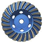 Buy cheap Turbo diamond cup wheel for granite,competitive price with high quality,cutting fast product