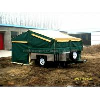 China Homey Camper Tent (Double Queen Size Beds) on sale