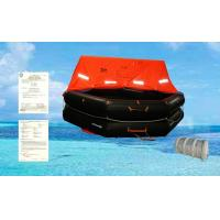 Buy cheap Marine rescue equipment MED approved Inflatable life raft/Life raft price product
