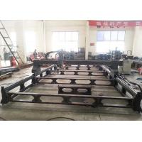 Buy cheap 1 Flame Torch CNC Plasma Cutting Machine CNC6-2500X6000 1 Plasma Torch product