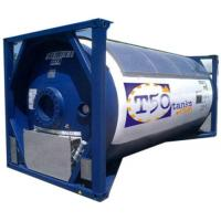 Buy cheap ISO Tanks Packaging Medical Ammonia Water Colorless -77℃ Melting Point product