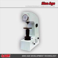 Buy cheap HR-150A Rockwell duormeter with Max. height of specimens (170mm)in wooden case product