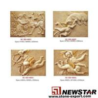 Buy cheap Sandstone Mural product