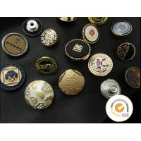 Buy cheap Decorative metal Whoelsae shank snap button for jeans, jeans accessories cover tack manufacturer snap button product