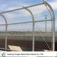 Buy cheap Highway Fence Barrier|Steel Wire Fencing as Highway Guardrail 50x100mm product
