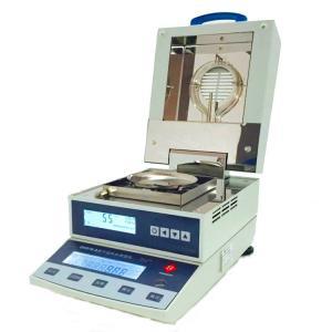 Buy cheap LAB Grain Plastic Analyzer Halogen Moisture Analyzer Small Size High Efficiency product