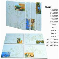 Buy cheap Premier Art Painting Canvas For Printing 100% Natural Cotton Paulownia Or Fir Wood product