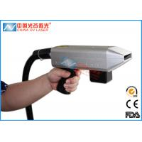 Buy cheap CE Handheld Laser Rust Removal Machine For Food processing Molds Cleaning product