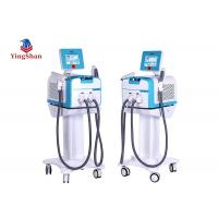 Buy cheap Cavitation / Vacuum / RF Multifunction Beauty Machine Tattoo / Hair Removal Usage product
