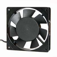 Buy cheap 110V 220V AC Cooling Fans 120mm x 120mm x 25mm,  4.7 Inch metal frame industry exhaust fan product