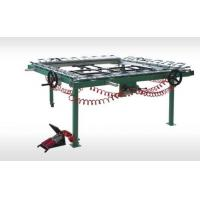 Buy cheap Mechanical Tighten Automatic Silk Screen Printing Machine Manual Tension Control product