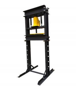 Buy cheap Hydraulic H-Frame 20 Ton Valve Bottle Jack  floor shop Press product